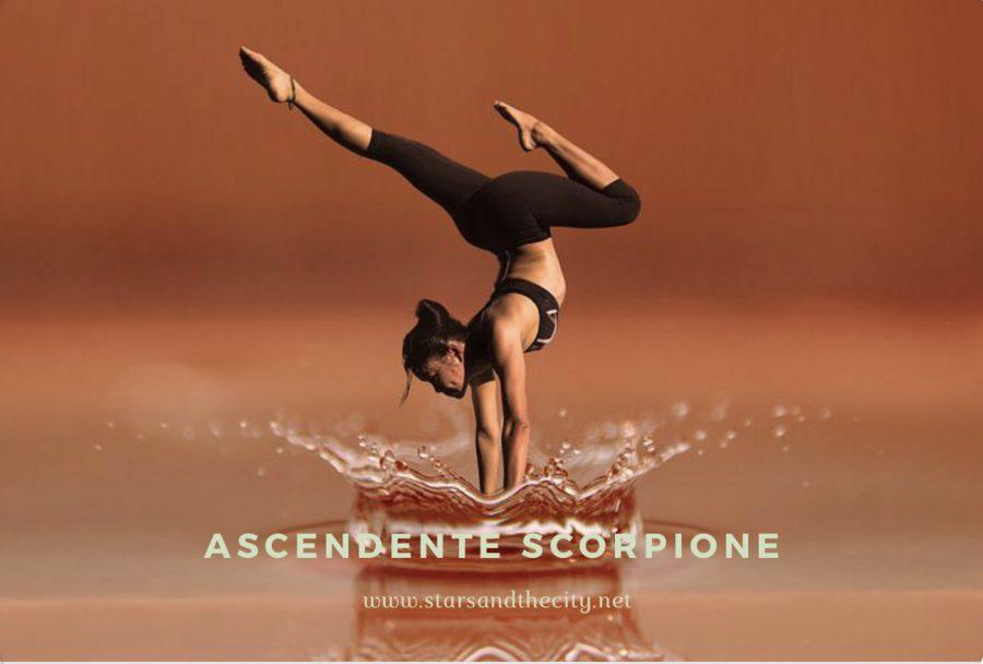 Ascendente, scorpione, starsnadthecity, liabucci