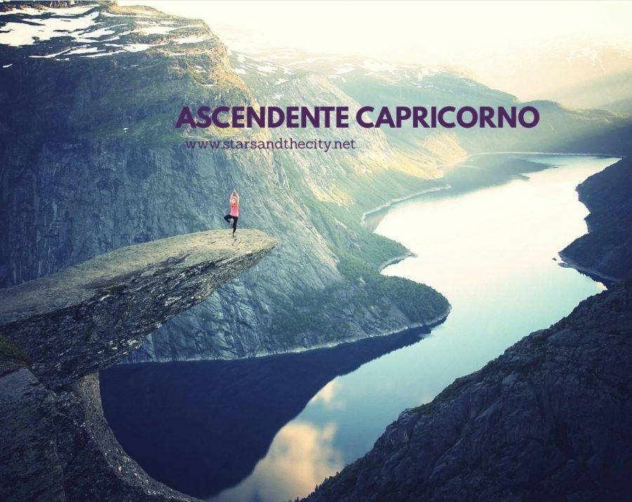 Ascendente, Capricorno, starsandthecity, liabucci