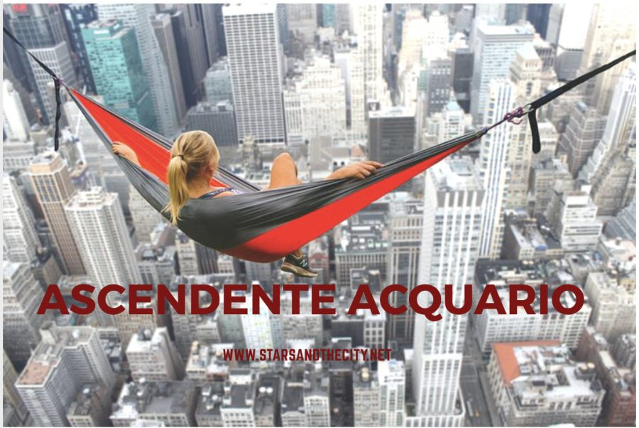 Ascendente Acquario, starsandthecity, liabucci
