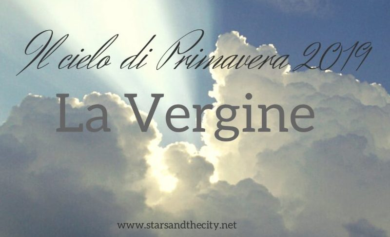 Vergine transiti primavera 2019