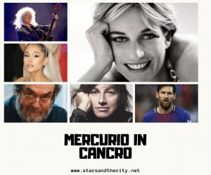 Mercurio in cancro