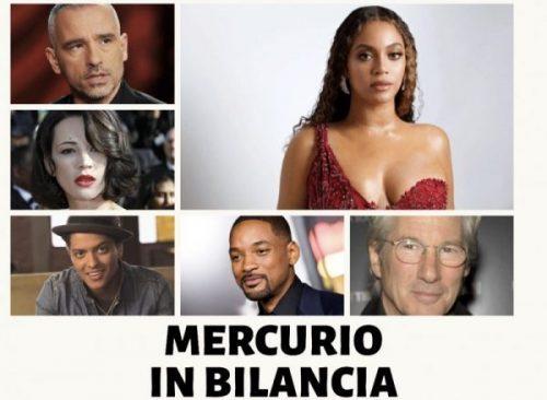 Mercurio in bilancia